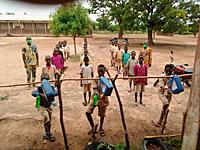 De l'eau propre pour l'école