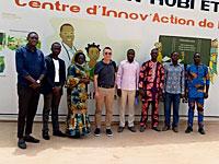 De ambassadeur van België in Benin